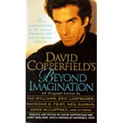 David Copperfield's Beyond Imagination by David Copperfield and Janet Berliner