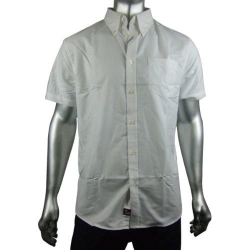 New Ben Sherman Oxford Eton Short Sleeve Shirt Size 3XL