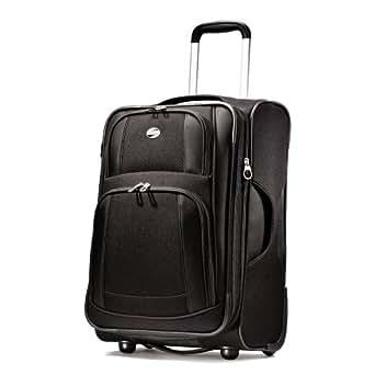 American Tourister Luggage Ilite Supreme 29 Inch Upright Suitcase, Black, 29 Inch