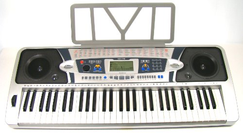 Noteworthy Multifunctional LCD Electronic Keyboard