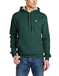 Champion Men's Pullover Eco Fleece Ho…