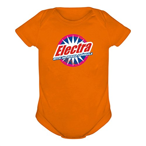 Electra with improved formula Baby Body