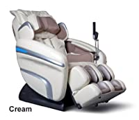 Zero Gravity Cream Massage Chair by Osaki