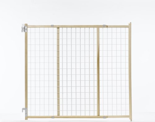 GMI GuardMaster II Tall Wire Mesh Swing Gate
