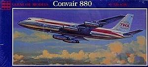 Convair 880 TWA by Glencoe