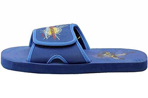 Batman Blue Batarang Kids Sandals (5/6)