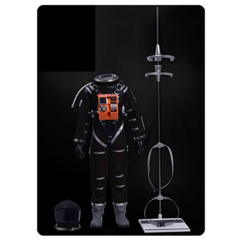 2001: A Space Odyssey Black Space Suit 1:6 Scale Action Figure Accessory (2001 A Space Odyssey Toy compare prices)