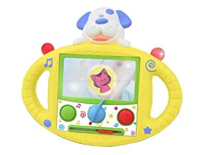 Kidz Delight Magic Mirror Baby, Yellow