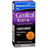 Genteal Tears Drop 1-0.3-0.2% 0.5 fl oz (3 Pack)