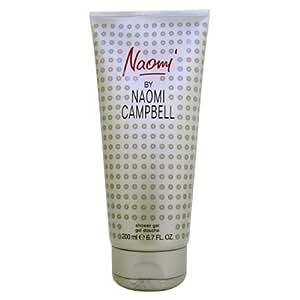 Naomi Campbell Naomi Women Shower Gel 200ml, 1er Pack (1 x 200 ml)