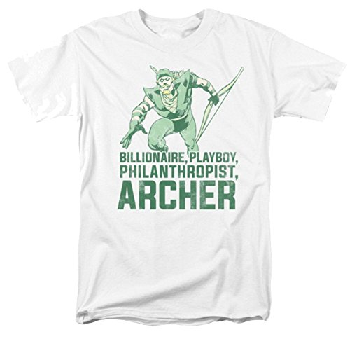 DC Green Arrow Archer T-Shirt