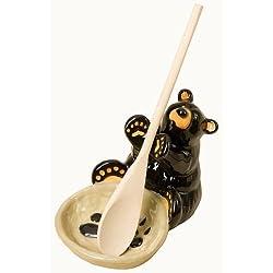 Bearfoots Bears Spoon Holder