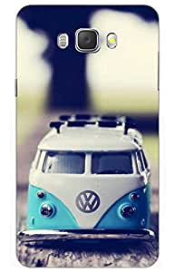 racer Designer Printed Back Case Cover for SAMSUNG Galaxy J7 - 6 (New 2016 Edition)