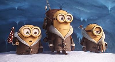 Minions Movie (Blu-ray + DVD + DIGITAL HD)