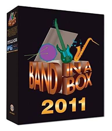Band-in-a-Box Pro 2011