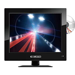 Curtis 15-Inch LCD HDTV with Built in DVD Player