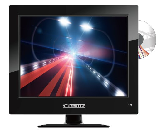 Great Features Of Curtis 15-Inch 60Hz LCD HDTV with Built in DVD Player