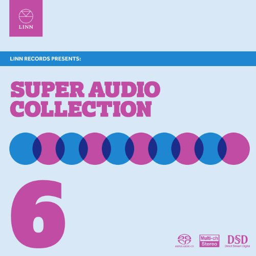 SACD : Linn Super Audio Collection 6 (Hybrid SACD)