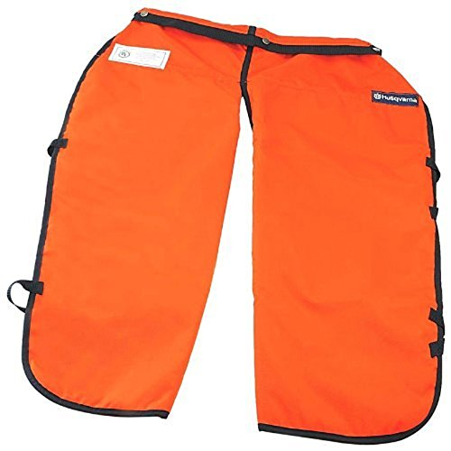 "Find Cheap Husqvarna 521897804 Pro Forest Wrap Chain Saw Protective Apron Chaps 40""-42"""