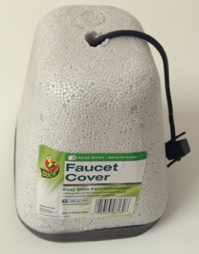 STYROFOAM FAUCET COVER by DUCK MfrPartNo 280468 (This Old House Episodes compare prices)