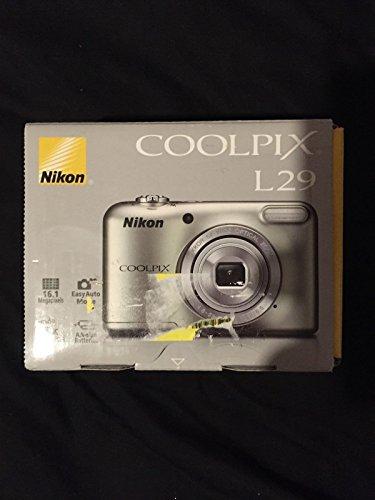 Nikon Coolpix L29 16.1 MP
