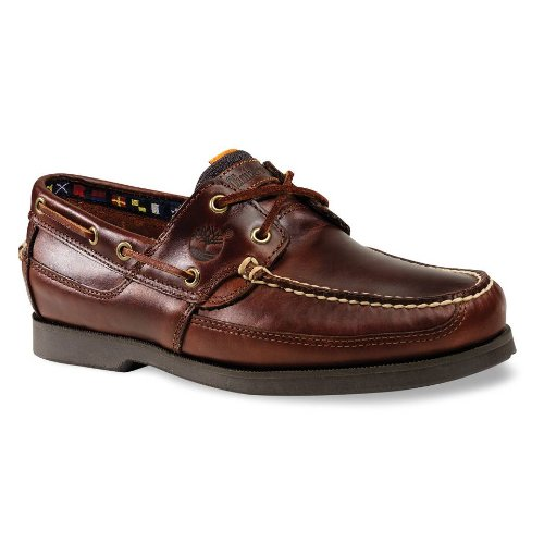 Timberland Men's Kiawah Bay 2 Boat Shoe,Brown/Brown,11