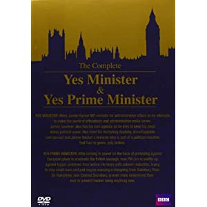 Yes Minister and Yes Prime Minister - The Complete Collection Collector's Boxset [Imp
