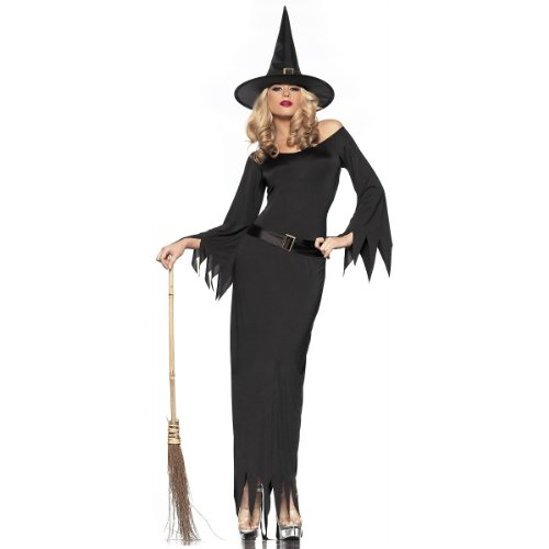 Witch Diva Costume - Small/Medium - Dress Size 4-8