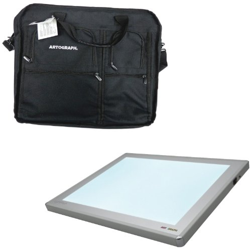 Artograph Lightpad A930 Led Lightbox- 9 X 12 Inch With Carrying Bag