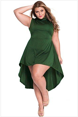 MEINICE -  Abito  - Donna verde XXXL