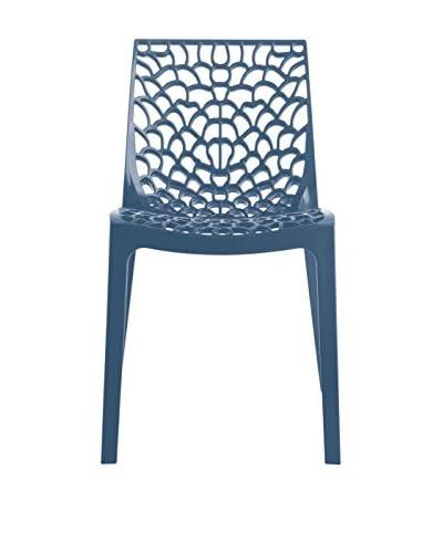 Mavilop stoel Gaudi blauw