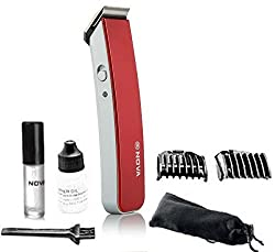 Nova NHT 1045 Beard Trimmer Series 1000 (Red)