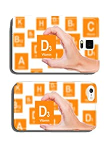 buy Hand Holds A Box Of Vitamin D3 Cell Phone Cover Case Samsung S5