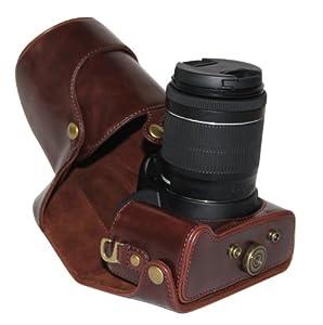 pour, Housse pour Canon EOS Rebel SL1 avec 18 55mm EF S IS STM , Canon