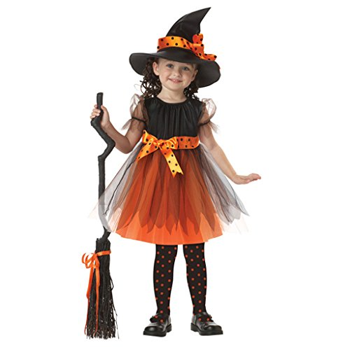 Aisport Girls' Halloween Clothing Skirt Suit Costume,Cosplay Character Dance Clothes