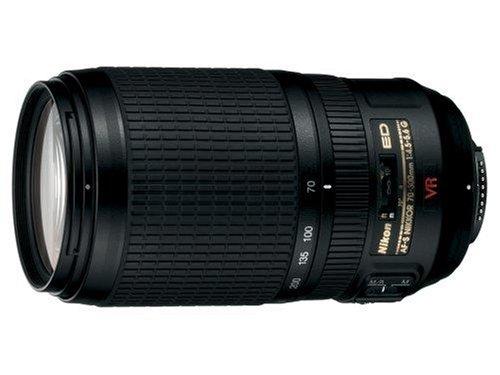 Nikon 望遠ズームレンズ AF-S VR Zoom Nikkor 70-300mm f/4.5-5.6G IF-ED フルサイズ対応