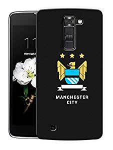 "Football City Printed Designer Mobile Back Cover For ""LG K7"" By Humor Gang (3D, Matte Finish, Premium Quality, Protective Snap On Slim Hard Phone Case, Multi Color)"