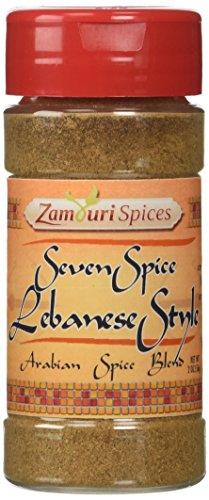 Seven Spice - Lebonese Style 2.0 oz - Zamouri Spices