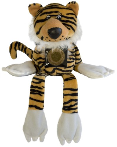 Skoodlez Tiger - Toosday - Orange, Black and White