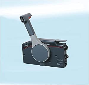 Yamaha outboard 703 premium side mount remote for Yamaha 703 remote control assembly