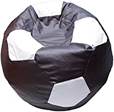 OHS Blue White Combo Bean Bag XXXL - Empty Cover