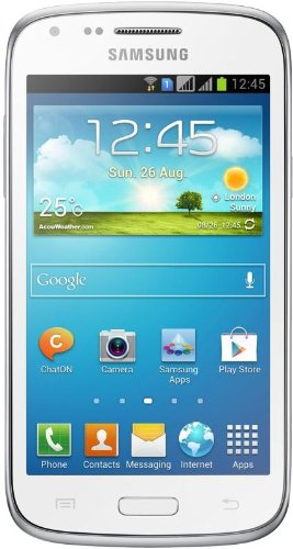 Samsung Galaxy ACE 3 pure white Black Friday & Cyber Monday 2014