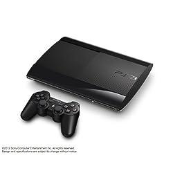 PlayStation3 250GB チャコール・ブラック (4000B)