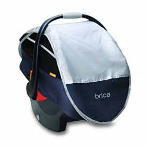 Munchkin Brica Infant Comfort Canopy Car Seat Cover