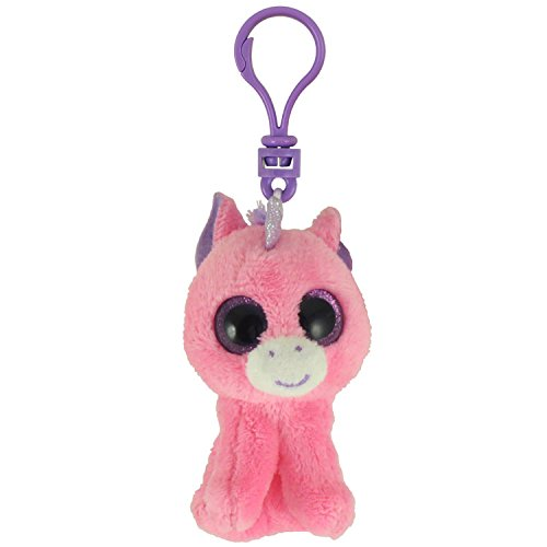 Ty Beanie Boos - Magic-Clip the Unicorn