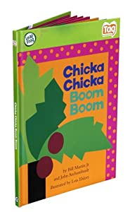 Leapfrog LeapReader & Tag Kid Classic Storybook Chicka Chicka Boom Boom