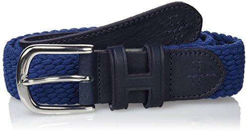 hackett-london-herren-gurtel-35-mm-parachute-belt-blau-xl