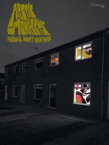 Arctic Monkeys Favourite Worst Nightmare Guitar Tab: (Guitar Tab/Vocal) (Gtab)