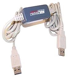Micro Connectors, Inc. Easy Transfer Cable Among Windows 8, Windows 7, XP and Vista (E07-150)