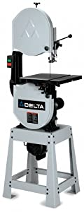DELTA 28-276 Professional 14-Inch 3/4-Horsepower Open Stand Woodworking Band Saw, 120-Volt 1-Phase